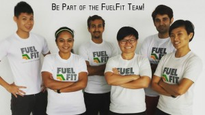 Fuelfit Singapore Fitness Coach Personal Trainer Exercise Workout Job Part Full Time