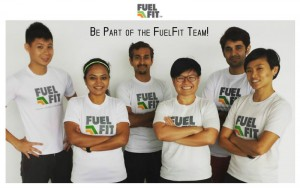 Fuelfit Singapore Fitness Coach Personal Trainer Exercise Workout Job Admin Assistant Part Full Time