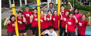 Fuelfit Singapore Fitness Exercise Workout Buangkok North East Novena Punggol Bedok Woodlands