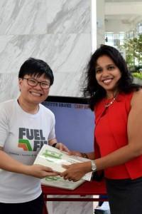 FuelFit Singapore Simei Fit Woman Exercise (3A)