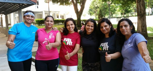Celebrating Achievements at FuelFit Simei : It's not just about losing weight!