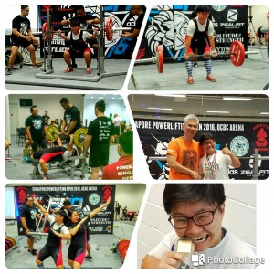 FuelFit Saudi Singapore Powerlifting Open 2016 - 2