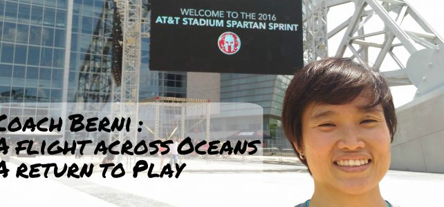 Return to Play : My first Spartan Race across oceans