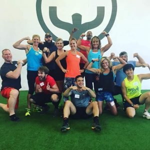 Fuelfit coach SOS Workshop spartan