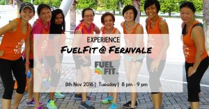 FuelFit Fit Healthy Women Singapore