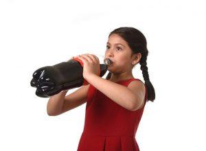 FuelFit Festive Eater Bottle Hugger