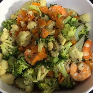 Michelle - Nutrition Pro Coach Vegetables Habit Example Clean-Eating