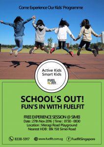 Active Kids Smart Kids Program Simei