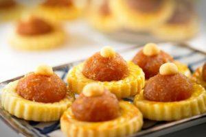 FuelFit Snack Pineapple Tarts