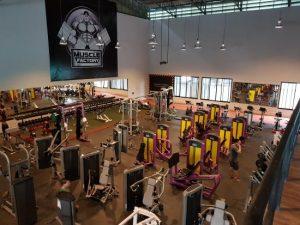 Visit a local gym